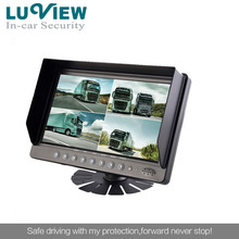 truck IR camera 24v bus rear view camera system bus security system