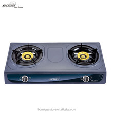 Wholesale High Quality table biogas stove double burner