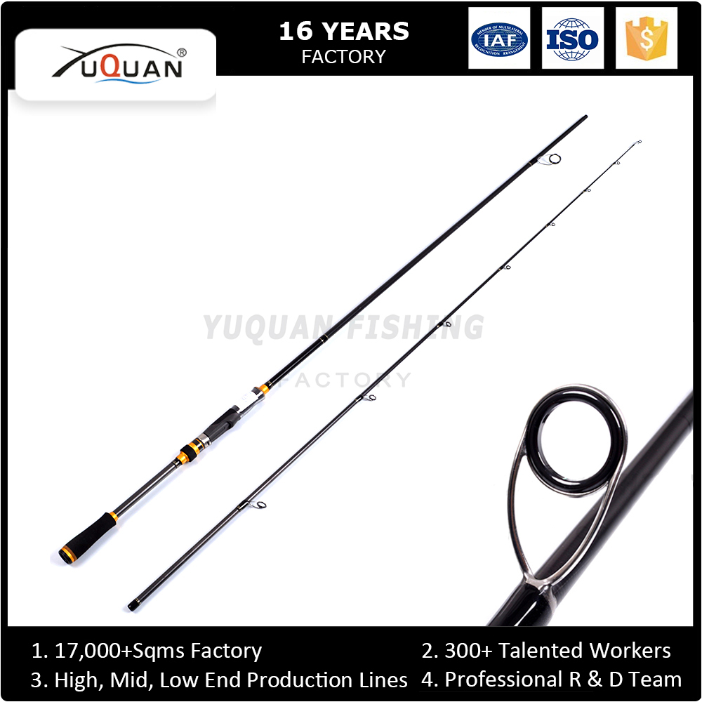 2.7m Spinning Fishing Rod Carbon Fiber Fishing Rod