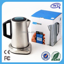 Smart control WiFi electric kettle temperature control with timer APP for Android & iOS remote control electric kettle