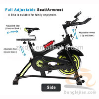 Exercise Machinery Sport Entertainment Bike
