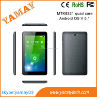 China factory cheap 7 inch 3g tablet pc , 7 inch phone call tablet pc, Hot selling 7 inch tablet pc 3G WCDMA+GSM
