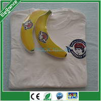 Cheap Cotton t-shirt/High Quality Custom Tshirt/Promotional Compressed Plain Tshirt