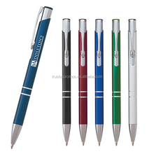 Best Selling Aluminium Custom Logo Promotional Metal Ball Pen