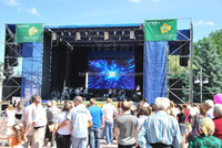Showmax Event Services supplying giant Led video screens