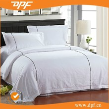 High Standard Hotel Linen Washed use for Bed Sheets , Duvet covers