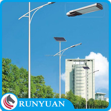 FOB Price Q235 Steel Solar Power Energy Street Light Pole CE RoHS