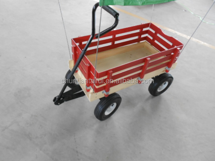 foldable tool cart / kids wagons for the beach