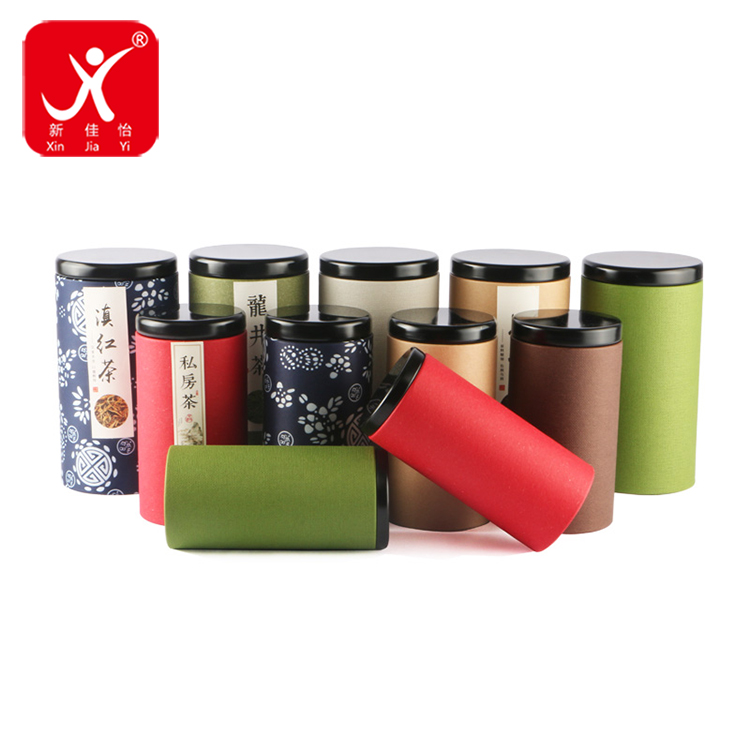 Xin Jia Yi Packaging Box Fancy Paper Round <strong>Tube</strong> Europe Style Suitcase Candy Wedding Travel Party Factory Supplier Craft <strong>Tube</strong>
