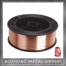 ER70S-6 Gas Shielded Welding Wire /Mig Welding Wire Material