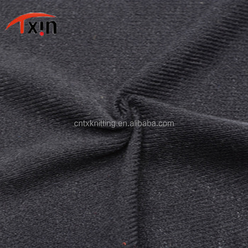 100% Polyester Brushed Tricot Fabric For Sportswear, brushed fabric as linings