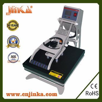 Good transfer effection JINKA heat transfer machine 38*38cm TH38EA