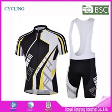 Free Sample 2015 Custom Bike Racing Wear Sublimated Mountain Bike Wear Cycling Clothes