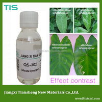 Polyether Modified Polysiloxane Fungicide Activators