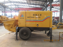 trailer conveying pump of concrete best price with high quality factory supplier