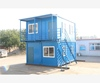 High Quality 20FT flat pack Sandwich Panel Expandable mobile container homes price