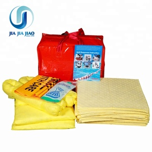 saftey chemical absorbent spill kits for spill solution