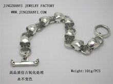 fashion bracelet for European,silver bracelet