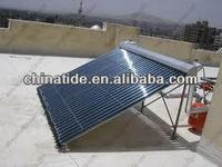 pressurized solar pool collector