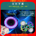 Top Quality New Arrival Business Gift LED Flashing Spinner Manufacture USD Dollars Hand Spinner