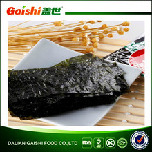 2014 best selling high quality thailand crispy roasted seaweed