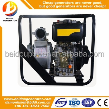 different types new arrival portable servo water pump