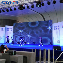 Die-casting Aluminum Cabinet P5 Indoor Stage LED Display