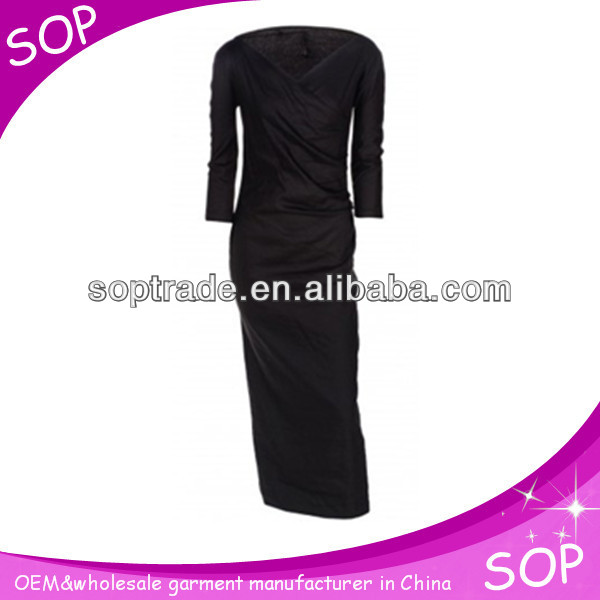 Latest turkish clothes bodycon dress designs for ladies