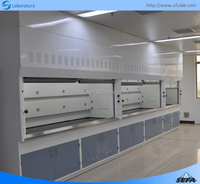 Laboratory Furniture Steel Laboratory Fume Hood Fume Cupboards