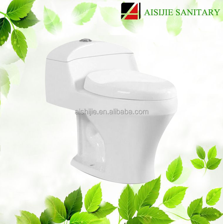 A3101 Hot Sale Baby Samll One Piece Toilet Western Toilet Price