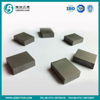 high quality of tungsten carbide sheet metal