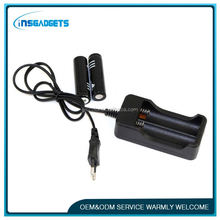 Portable 18650 battery charge ,H0T084 universal fast charger for li-ion batteries for sale