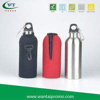 HS-1295B Stainless Steel Water Bottle