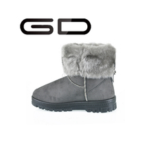 canadian snow boots cheap warm fur suede winter women shoes
