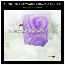 Cosmetic Glycerin different colour vegetable oil based soap