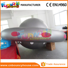 Advertising flying helium UFO balloon Inflatable spheres