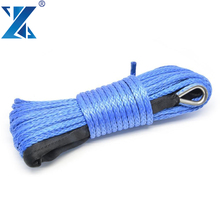 Wholesale 12000lbs Synthetic electric winch rope of 4x4wd off road accessories