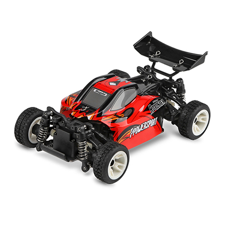 WLtoys A202 1/24 High Speed Remote Control Car Electric 4WD OFF Road Buggy RTR