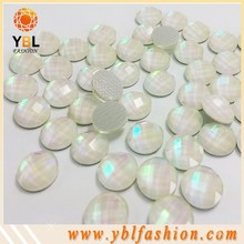 low lead high refraction rhinestone to decorate clothing