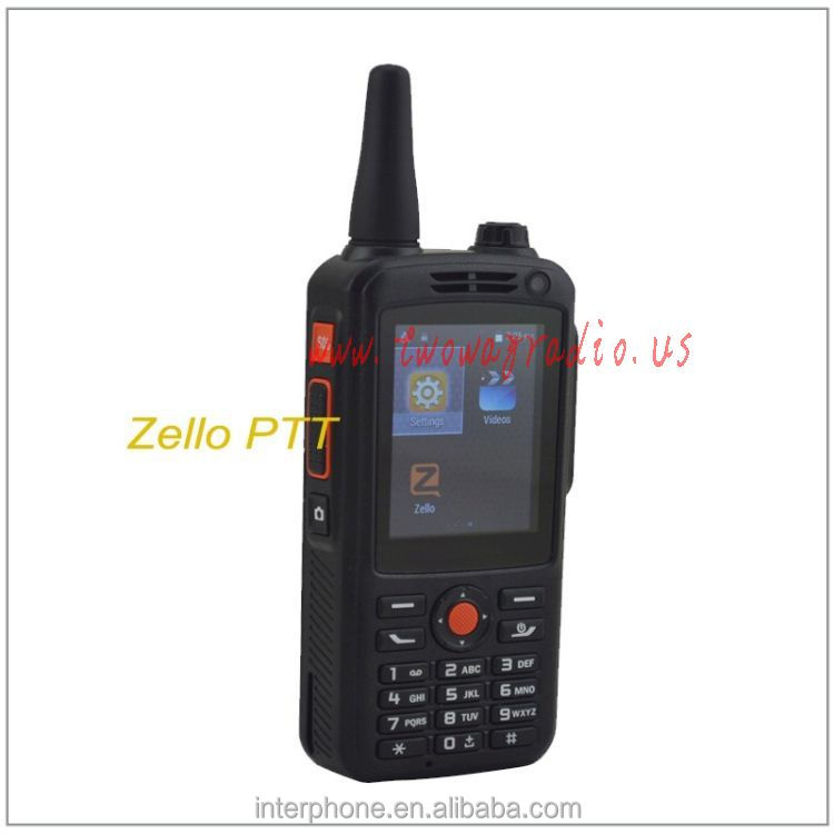 TL-F22 Android Walkie Talkie Two Way Radio 10km Long Range Ham Radio PTT Transceiver Rugged Mobile Phone 3G zello Wifi GPS