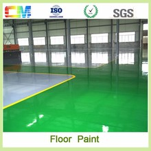 High performance clear varnish liquid resin epoxy floor paint for building coating