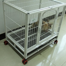 China manufacturer offer steel cheap white rabbit pet cage