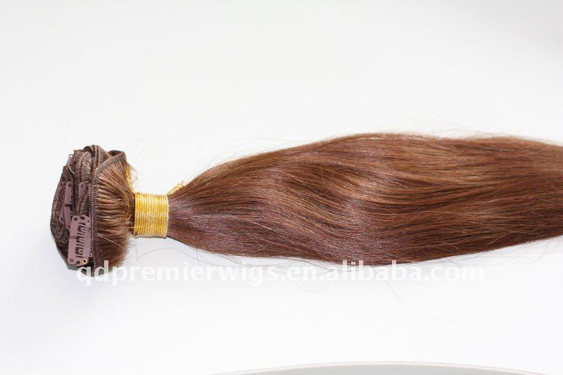 full head clip in hair extensions