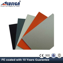 Alusign excellent various color acp rotating advertising panel