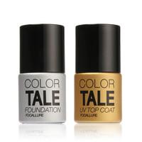 Famous nail polish brand soak off gel top coat for natural nails