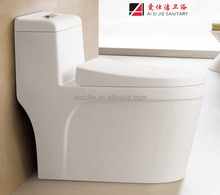 A3163 Sanitary ware ceramic siphonic flushing wc toilet sizes