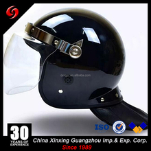 1.45kg light weight ABS material 2mm PC glass Motorcycle hemlet Police anti riot helmet on sale