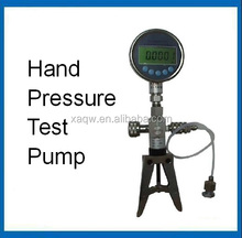 Y060 0-25Mpa hand manual pressure pump for pressure tese and calibration