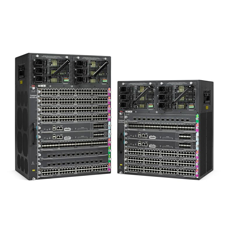 Cisco Catalyst 4500 WS-C4507R-E-RF with high quality