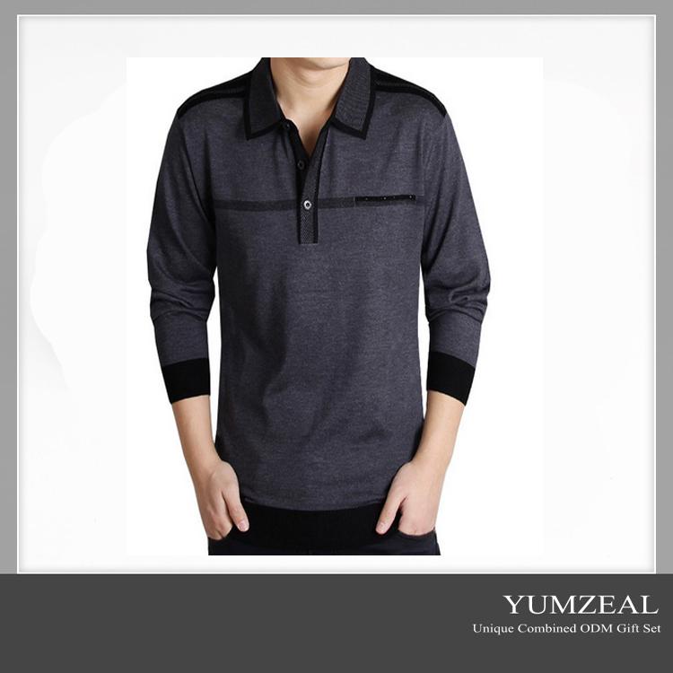 Custom men long sleeve t shirts mens t shirts cotton for for Personalized long sleeve t shirts